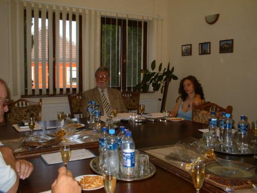2008. június 5. Ünnepi ülés