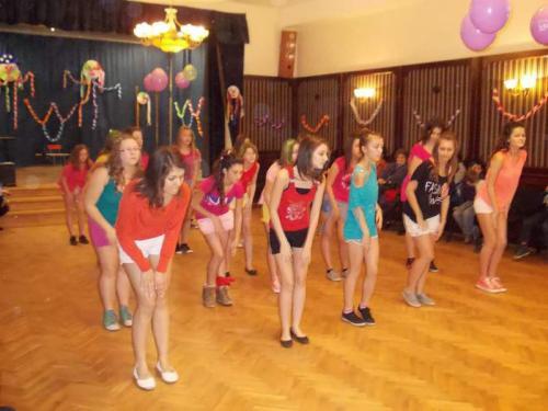 2014. március 07-én került megrendezésre az Általános Iskola felső tagozatának Farsangi mulatsága