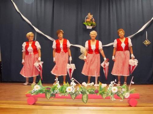 Az I. Borsodivánkai Dalostalálkozó 2013. május 25-én került megrendezésre, Borsodivánka, Bélapátfalva, Mezőnagymihály és a Tiszavalki népdalkörök részvételével