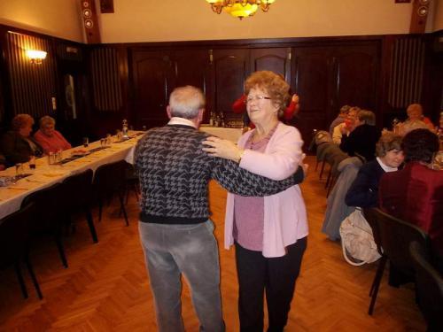 Nyugdíjas Klub évzáró ünnepsége, 2013. december 9.